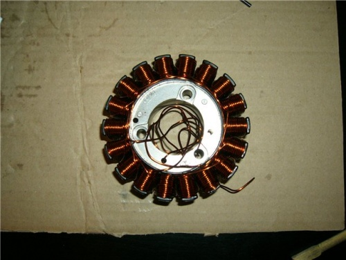 Honda CB-1 (CB400) Alternator Repair 160cd34677cf.jpg