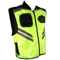 Xelement Yellow-Green High Visibility Motorcycle Vest RNV10-quarter.jpg